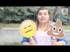 Mañana hay examen...(Complete con un Emoji) - YouTube Youtube, Messages, Youtubers