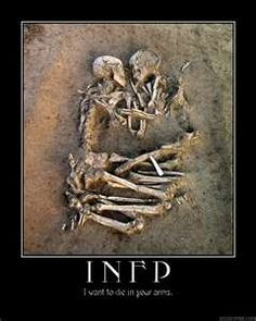 INFP...yes, we can be this intense & romantic,
