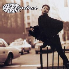 "Monica ""miss thang"" album art"