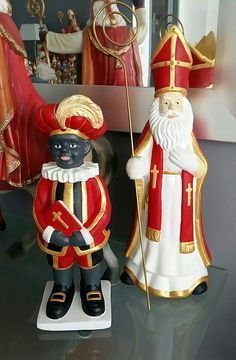 Sinterklaas en Piet