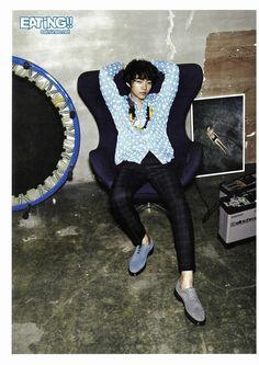 junho 2pm | 2PM Junho - Oh Boy! Magazine 2011