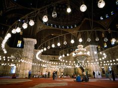 Muhammad Ali Mosque, Citadel of Cairo, Egypt Islamic City, Cairo City, Places In Egypt, Library Of Alexandria, Medieval, Luxor Temple, Beautiful Mosques, Beautiful Places, Visit Egypt