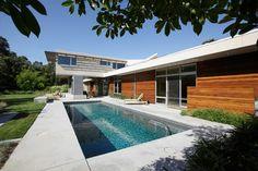 Coyote House modern pool