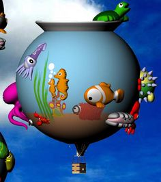 The Albuquerque International Balloon Fiesta - Special Shapes Search