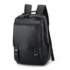 Rucksack Backpack, Laptop Backpack, Travel Accessories, Travel Bags, Backpacks, Leather, Black, Travel Handbags, Black People