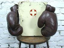 Vintage Boxhandschuhe Gr. L / 10 Oz