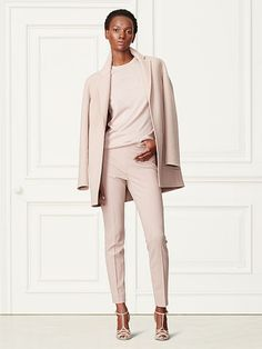 Annie Stretch Wool Pant - Collection Apparel Pants - RalphLauren.com