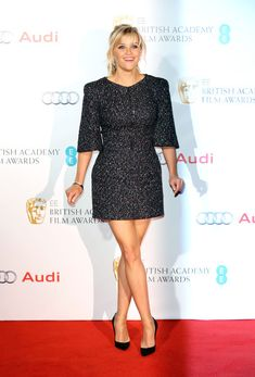 Reese Witherspoon Photos: EE British Academy Awards Nominees Party - Arrivals