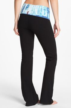Hard Tail Contour Roll Waist Pants