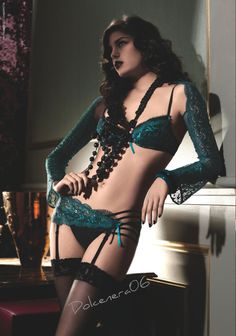 fantastic color! #lingerie #bra #panties