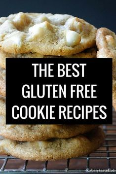 Best Gluten Free Cookie Recipe