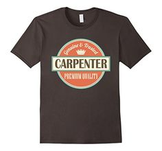 Carpenter Tee Vintage Occupation T-shirt - Male Small - Asphalt Homewise Shopper http://www.amazon.com/dp/B01835LN5Y/ref=cm_sw_r_pi_dp_juhTwb03ZGHGR