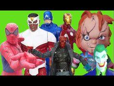 Falcão Homem Aranha Capitão América Homem de Ferro Marvel Vingadores Cor...