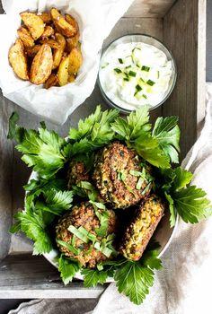Plant Based Recipes, Veggie Recipes, Food N, Food And Drink, Feta, Bento Box, Greek Recipes, Squash, Tapas