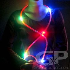 Jump Rope with Bright LED Lights! Skipping Rope, Long Lights, Glow Sticks, Cool Items, Light Up, Neon Signs, Bright, Led, Cool Stuff