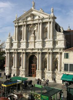 Chiesa degli Scalzi - Venice, Italy     See it on our iPad tours.