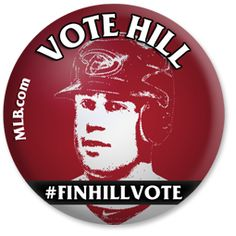 I just voted Aaron Hill to the #ASG and he promised me a pony if he gets in!