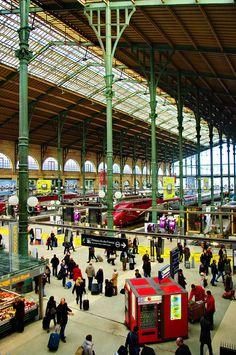 Saint Vincent de Paul Quarter, Gare du Nord trainstation, 14 Place Napoléon III, Paris X