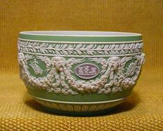 Wedgwood Tri-Color Jasper Dip Bowl