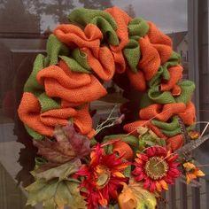 Orange/Green Fall
