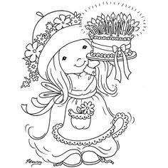 Coloriages cookies