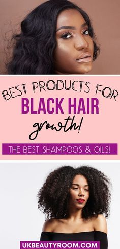 Best Shampoo and Conditioner for Black Hair Growth