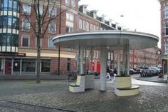 Panoramio - Photo of Tramstation Van Limburg-Stirumplein, Amsterdam.
