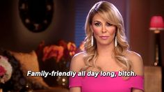 'The Real Housewives Of Beverly Hills' Have Marijuana In Amsterdam But It Does Not Make Brandi Glanville & Kyle Richards More Mellow Real Housewives Quotes, Caroline Manzo, Housewife Quotes, Kyle Richards, The 'burbs, Housewives Of Beverly Hills, Bachelorette Party Games, Sassy Quotes, Healthy Meals For Kids