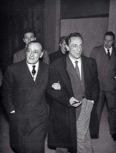 Totò ed Eduardo De Filippo