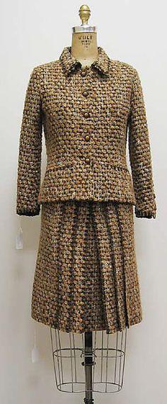 1962 Chanel Suit
