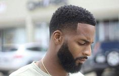 thick hair mens hairstyles which are great looking. Black Boy Hairstyles, Black Boys Haircuts, Cool Hairstyles For Men, Haircuts For Men, Men's Hairstyles, Black Fade Haircut, Black Hair Cuts, Short Hair Cuts, Beard Fade