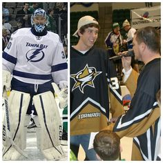 Bish now 2017 and in 2006. Go Bolts