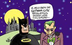 cool Lula ensinou, Batman aprendeu
