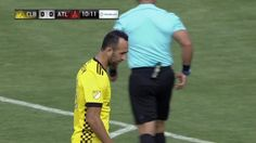 #MLS  CHANCE: Justin Meram gets a spin and shot off