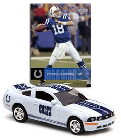 Fleer Diecast: NFL - 2006 Indianapolis Colts Collectibles