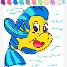 Flounder!