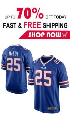 2b072d16dc0 free shipping LeSean McCoy Buffalo Bills football Game jersey Buffalo Bills  Football, Nfl Jerseys