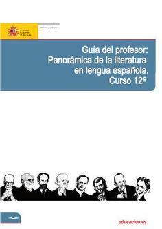 Literatura ELE Modernismo guía