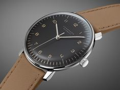 "Bauhaus Style: New Junghans Max Bill Watches - by Victor Marks - read more and see the variations on aBlogtoWatch.com ""Junghans has announced new additions to the Max Bill by Junghans collection... Historically, the Junghans Max Bill three-hand watches have always been either manually wound or available in quartz movements... This is pretty much the best of both worlds: a reliable automatic movement with the understated elegance of German design..."""