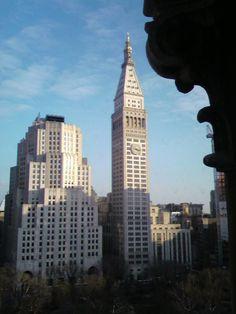 Metropolitan Life Tower, NYC, 2007; Photo: Philip M. Tusa.