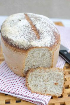 Bread Recipes, Vegan Recipes, Bread Bun, Camembert Cheese, Food And Drink, Dinner, Foods, Rezepte