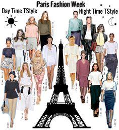 <3 paris fashion