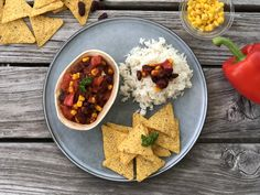Tofu, Curry, Ethnic Recipes, Vegetarian Chili, Mexico, Side Plates, Vegetarische Rezepte, Simple, Curries