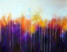 Autumn Rain by Maria Kitano