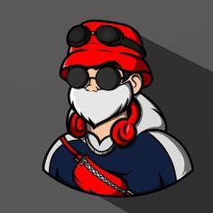 Anime Wallpaper Live, Bear Wallpaper, Naruto Wallpaper, Gaming Logo, Naruto Painting, Avatar Cartoon, Cartoon Girl Images, Game Logo Design, Caribbean Art