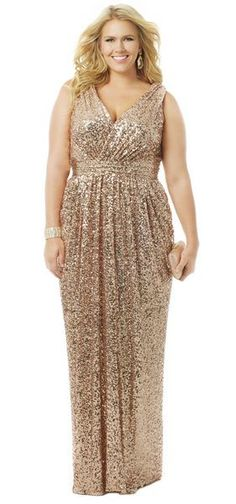 50 Top Plus Size Bridesmaid Dresses | Plus Size Bridesmaid Dresses ...