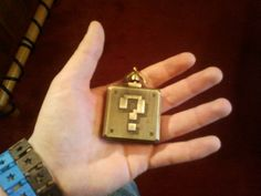 My pocket watch 1/3 #SuperMario