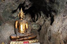 фотопутешествия: Пещерный комплекс и храм Као Луанг