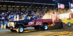 For Sale: 1979 Ford Super Stock Pulling Truck | RacingJunk.com