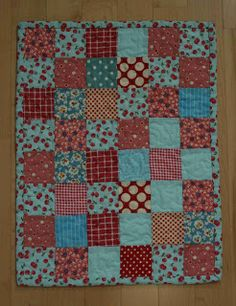 This past weekend while we were traveling, I was able to finish up two doll quilts. I thought I would share a few measurements/directions on...